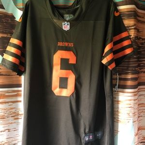 NWT Cleveland Browns Mayfield Jersey